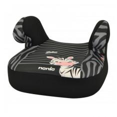 Inaltator auto Dream Plus Animals Zebra Nania - Scaun auto copii grupa 1-3 ani (9-36 kg) Nania, Roz