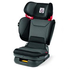 Scaun auto 15-36 kg Viaggio Flex Crystal Black Peg Perego - Scaun auto copii grupa 1-3 ani (9-36 kg)