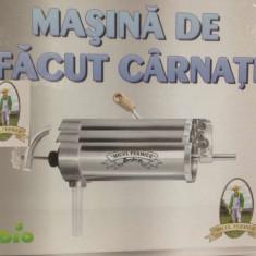 Masina facut umput carnati Micul Fermier Vertical 3 kg - Masina de Tocat Carne