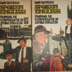 Manual de conversatie in limba engleza 2 vol/an 1991/629pag- Dan Dutescu - Curs Limba Engleza Altele