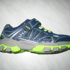 Pantofi sport baieti WINK;cod JP6124-2;marime:28-34 - Adidasi copii Wink, Marime: 29, 30, 31, 32, 33, 35, Culoare: Albastru, Piele sintetica