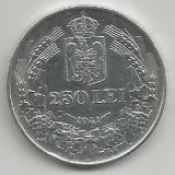 ROMANIA MIHAI I 250 LEI 1941, NSD ARGINT [4] XF+ livrare in cartonas - Moneda Romania