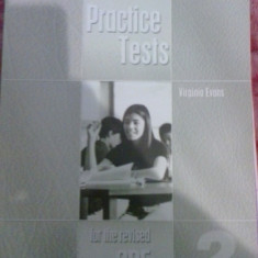 Practice Tests for the revised CPE 2 student book - Curs Limba Engleza Altele
