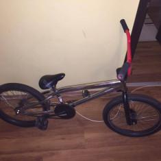 Bmx crom stare buna - Bicicleta BMX Nespecificat, 24 inch, 20 inch, Numar viteze: 1