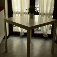 Set bucatarie, masa + 2 scaune - Masa bucatarie