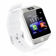 Ceas inteligent Smart Watch DZ09 Alb