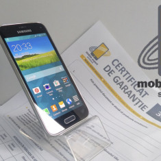 Samsung S5 MINI 16GB ! Pachet Complet ! Factura si Garantie! - Telefon mobil Samsung Galaxy S5 Mini, Negru, Neblocat, Single SIM