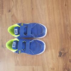 Adidasi Nike nr 34 - Adidasi copii Nike, Culoare: Albastru