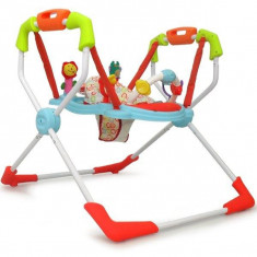 Saritor Ajustabil Copii Jumper CANGAROO XFactor Albastru - Masuta/scaun copii