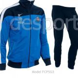 Trening NIKE PSG - Bluza si Pantaloni Conici - Pret special - FCPSG3 - Trening barbati, Marime: S, M, L, XL, Culoare: Din imagine