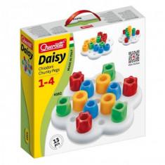 Joc Creativ Geokid Daisy Quercetti Constructii - Jocuri arta si creatie