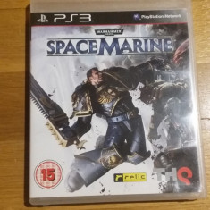 PS3 Warhammer 40 000 Spece marine - joc original by WADDER - Jocuri PS3 Thq, Shooting, 16+, Single player