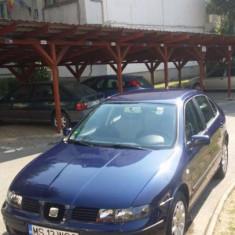 Vand Seat Leon an fabr.2002 EUR 4 imatriculat, taxa nerecuperata, Benzina, 172000 km, 1400 cmc