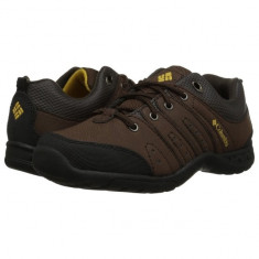 Pantofi pentru copii Columbia Youth Adventurer (CLM-BY3230-MUD) - Ghete copii Columbia, Marime: 38, 39, Culoare: Maro