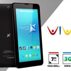 Allview Viva i7G 3G Tableta Android 7 inch Quad Core Nou Liber Retea Garantie Alcatel, 7 inch, 8GB, Wi-Fi + 3G