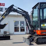 Mini Excavator EUROCOMACH ES 18 ZT - NOU cu garantie
