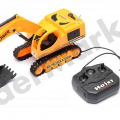 Excavator cu telecomanda XD6881- cadoul perfect - Vehicul