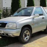 Suzuki Vitara Cabiro 4x4, 1.6 16V benzina, an 2002 - Autoturism Suzuki, 120000 km, 1598 cmc