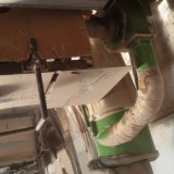 Circular mic cu estaustor