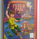 PETER PAN ,DVD FARA ZGARIETURI .