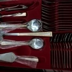Set tacamuri inox nefolosit
