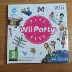 Wii Party - joc original PAL by WADDER - Jocuri WII Altele, Sporturi, 3+, Multiplayer