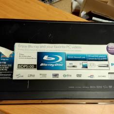 Blu Ray Player Philips BDP5100/12 fara Telecomanda