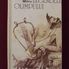 Alexandru Mitru - Legendele Olimpului - 674752 - Istorie