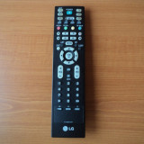 Telecomanda originala LG, ptr. televizoare LCD, DVD, VCR, model 6710900010w