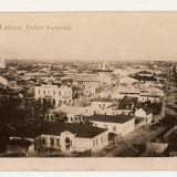 Calarasi vedere generala 1942 cenzura - Carte Postala Muntenia dupa 1918, Circulata, Fotografie