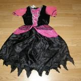 Costum carnaval serbare printesa vrajitoare pentru copii de 3-4 ani - Costum copii, Marime: Masura unica, Culoare: Din imagine