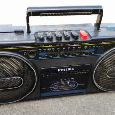 Radio Castofon vechi Philips - Casetofon