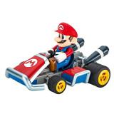 Masina cu telecomanda Carrera Mario Kart 7 Rosu - Albastru