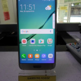 SAMSUNG G925 F (LCT) - Telefon mobil Samsung Galaxy S6, Auriu, 32GB, Neblocat