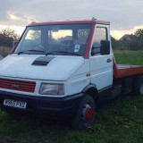 Trailer / Platforma Iveco Daily 35-10, 2.8 turbo Diesel, an 1995