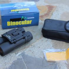 Mini Binoclu Profesional 12x30 Mic Compact Cauciucat Calitate Voiaj Pescuit - Binoclu vanatoare