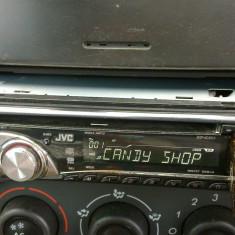 CD AUTO JVS KD-G351 - CD Player MP3 auto Jvc