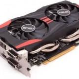 Placa video ASUS GTX760 2GB DDR5 / 256 Biti, garantie 6 luni