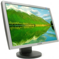LCD Samsung SyncMaster 2043BW, 20 Inci, Wide, 1680 x 1050