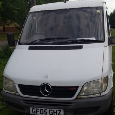 Mercedes Sprinter - Utilitare auto PilotOn