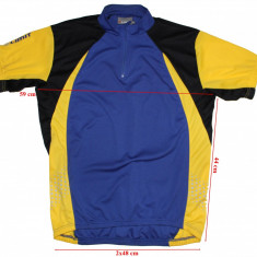 Tricou ciclism Limit, barbati, marimea XL, Tricouri