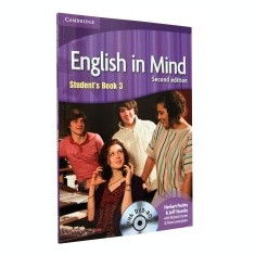 English in Mind 3 (2nd Edition) Student's Book with DVD-ROM - Certificare