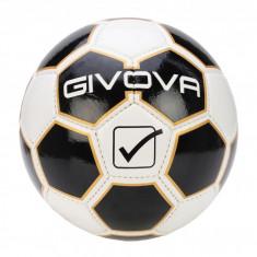 Minge fotbal Givova Sfida aprobată FIFA black-white PAL07BLACKWHITE