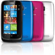 Nokia Lumia 610 Alb